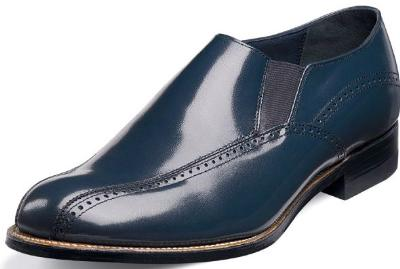 Picture of Stacy Adams Madison Slipon (Navy)