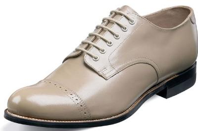 Picture of Stacy Adams Madison Original Oxford (Taupe)