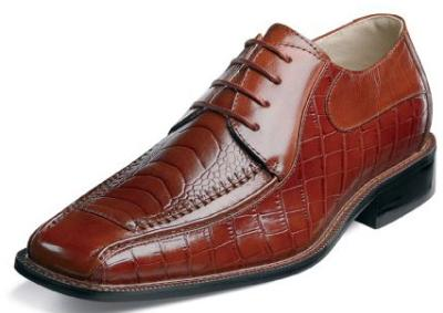 Picture of Stacy Adams Santino Oxford (Cognac)