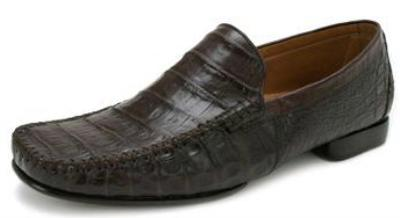 Picture of Mezlan Simon Crocodile Slipon