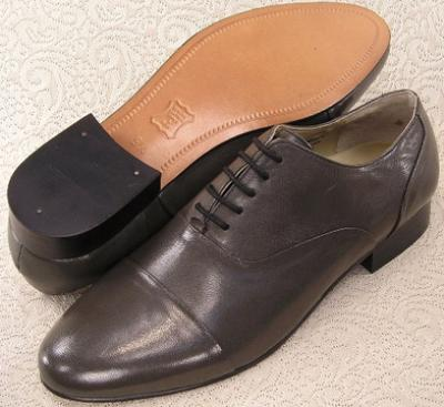 Picture of Giorgio Brutini Cap Toe Oxford 24440 (Gray)