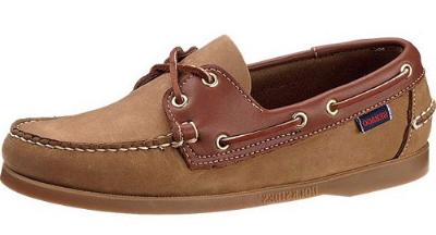 Picture of Sebago Docksides Spinnaker (Tan) 72831 M