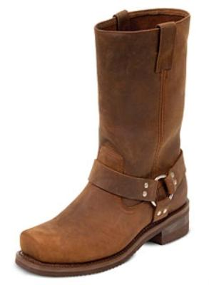 Picture of Milwaukee Biker Wrangler Boot (Brown)