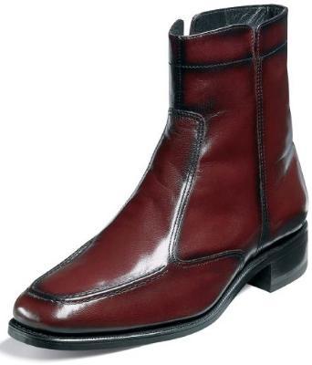 Picture of Florsheim Essex Dress Boot (Burgundy)