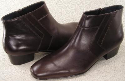Picture of Giorgio Brutini Black/Jack Boot 155482 (Brown)