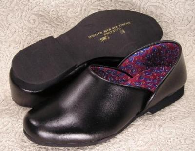 Picture of Slipper International Plain Toe