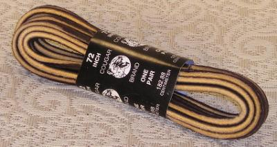 Picture of Rawhide 72 Inch Cougar Shoe Lace