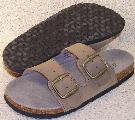 Picture of Ciabatta Ultimate Cork Sandal (Taupe NuBuck)