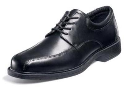 Picture of Nunn Bush Jasen Bike Toe Oxford (Black)