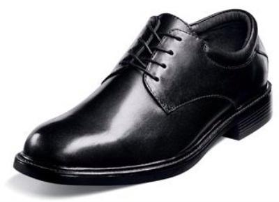 Picture of Nunn Bush Maury Lace Oxford (Black)