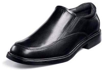 Picture of Nunn Bush Mead Slipon (Black)