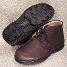 Picture of Bates Floaters Fleece Lace Chukka Boot