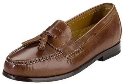 Picture of Cole Haan Air Pinch Tassel (Tan)
