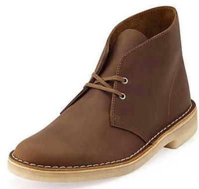 Picture of Clarks Desert Boot (Beeswax)