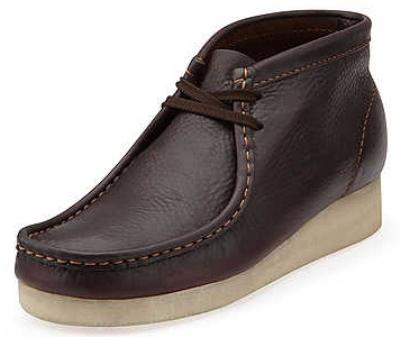 Picture of Clarks Wallabee Boot Original (Brown Calf)