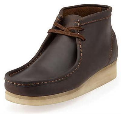 Picture of Clarks Wallabee Boot Original (Beeswax)