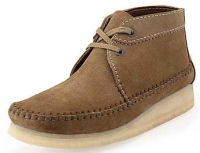 Picture of Clarks Weaver Boot (Oakwood)