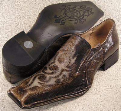 Picture of Bravo Fashions Leonard Slipon (Brown)