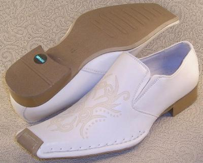 Picture of Bravo Fashions Chagall Slipon (White)