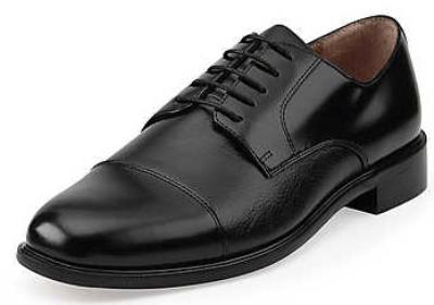 Picture of Bostonian Dennison Cap Toe (Black)