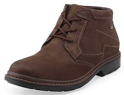 Picture of Clarks Rockie Hi GTX (Gore Tex) Boot (NuBuck)
