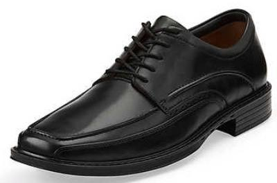 Picture of Clarks Un Kerrigan Oxford (Black)