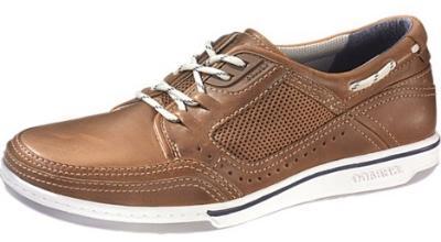 Picture of Sebago Triton Sport Boat Shoe (Tan)