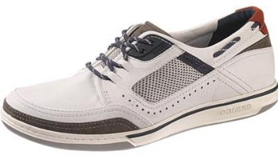 Picture of Sebago Triton Sport Boat Shoe (White)