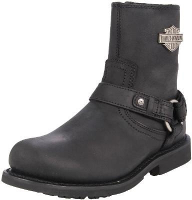 Picture of Harley Davidson Scout Harness Boot (Black)