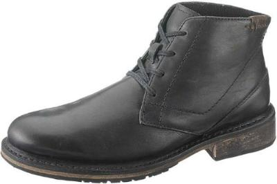 Picture of Harley Davidson Mazor Chukka (Black)