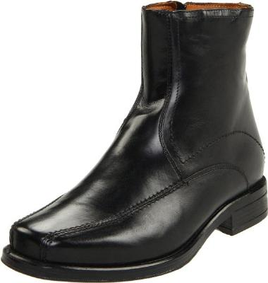 Picture of Giorgio Brutini Side Zip Boot (Black)