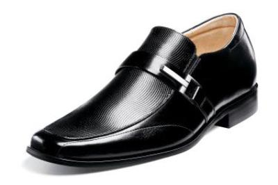 Picture of Stacy Adams Beau Bit Slipon (Black)
