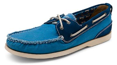 Picture of Rockport Costal Springs Boat Shoe (Campanula)