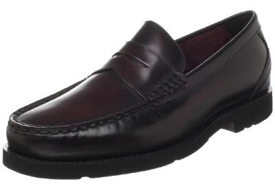 Picture of Rockport Shakespeare Circle Penny (Burgundy)