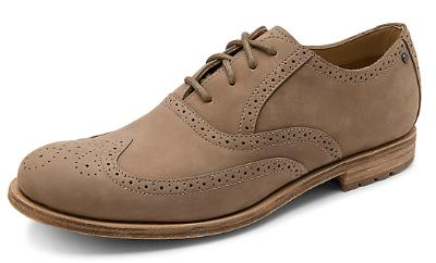 Picture of Rockport Day To Night Wingtip (NuBuck)