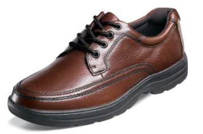 Picture of Nunn Bush Colton Oxford (Cognac) Light Weight