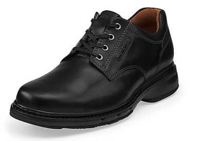 Picture of Clarks Un Ravel Oxford (Black)