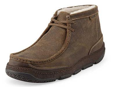 Picture of Clarks Drift Fleece Lined Demi Boot (Taupe)