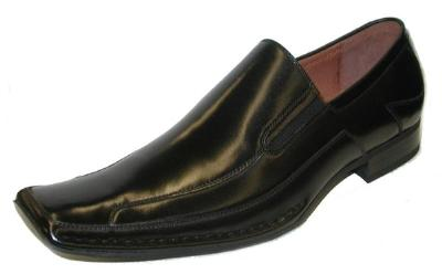 Picture of Giorgio Brutini Slipon Narrow Toe 15904 (Black)