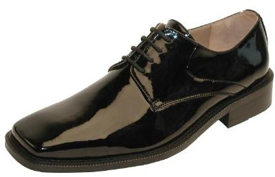 Picture of Giorgio Brutini Formal Oxford (Black/Patent)