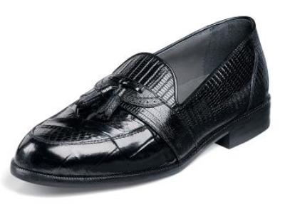 Picture of Stacy Adams Santana Slipon (Black)