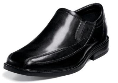 Picture of Nunn Bush Kieran Slipon (Black)