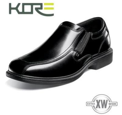 Picture of Kore Bleeker St Bike Toe Slipon (Black)