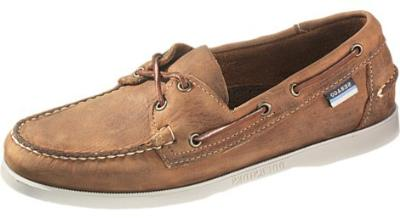 Picture of Sebago Docksides (Brown/Tumbled) 72652 M