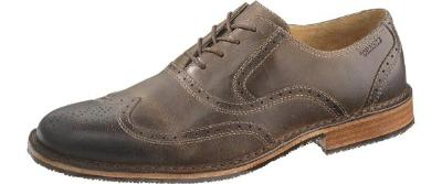 Picture of Sebago Brattle Wingtip Oxford (Brown)