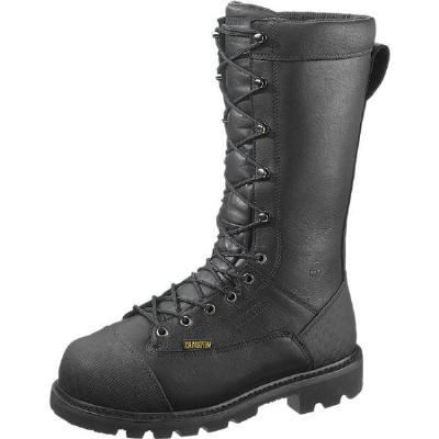 "Picture of Wolverine Mountaineer Insulated WP CT EH 14"" Miner Metatarsal Guard Boot"