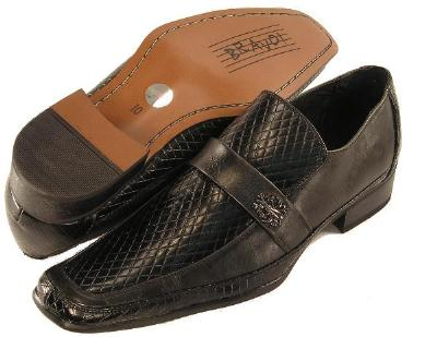 Picture of Bravo Cannes Bit Slipon (Black)