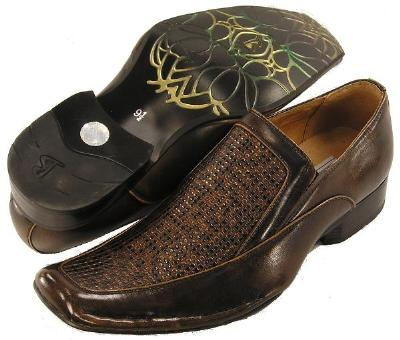Picture of Bravo Longworth Slipon (Brown)