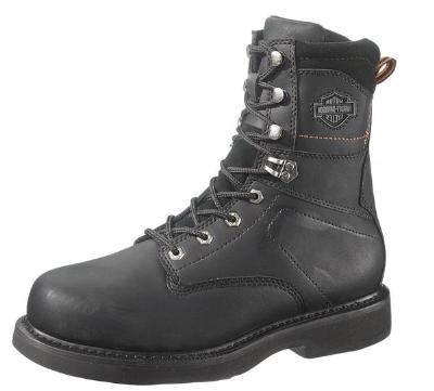 Picture of Harley Davidson John Boot (Steel/Toe) Black