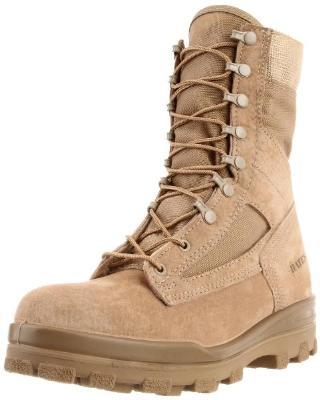 Picture of Bates 1130 Desert Combat Boot (Steel/Toe) Sand